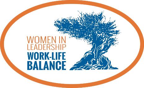 Work Life Balance event wordmark - Pepperdine University