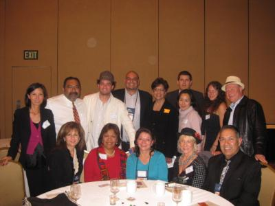Big group photo at CABE 2011 event - Pepperdine GSEP