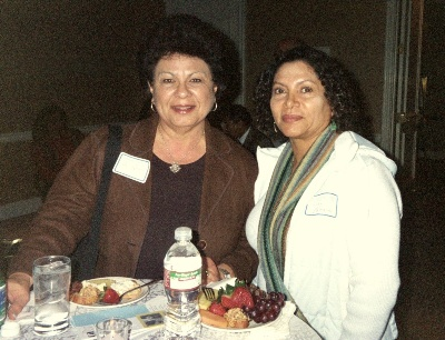 Women at CABE 2008 event - Pepperdine GSEP