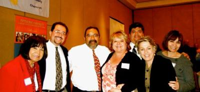 Group photo at CABE 2011 event - Pepperdine GSEP