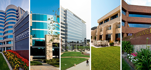 GSEP Southern California Campus Locations