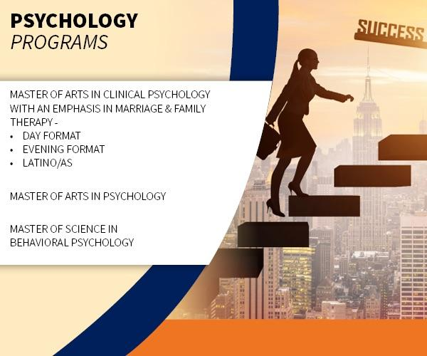 Psychology Master's Programs