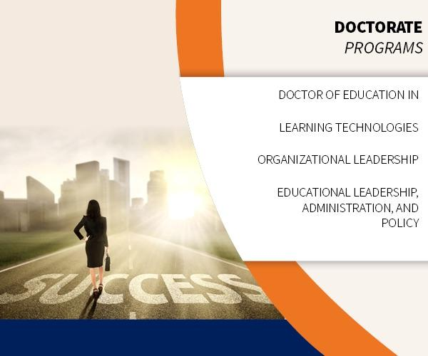 Education Doctoral Programs