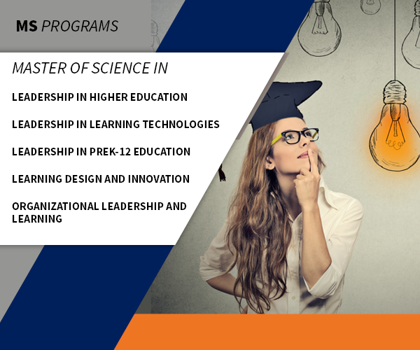Education Masters of Science Programs