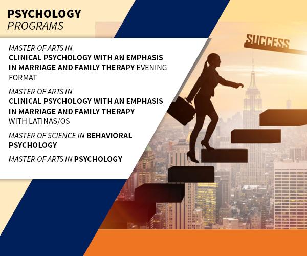 Psychology Master Programs