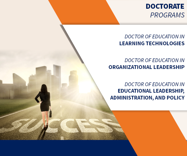 Education Doctoral Programs
