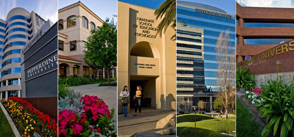 We have five campus locations in West Los Angeles, Irvine, Encino, Malibu, and Westlake Village, making our programs very accessible.