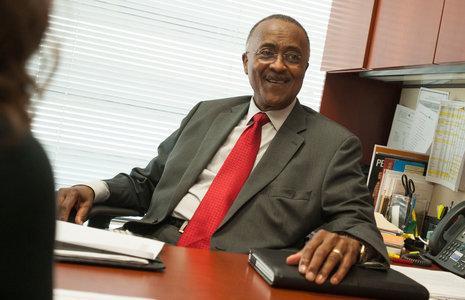 Dr. Robert Barner, GSEP